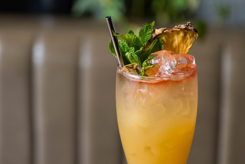 Cocktail au Sobremesa
