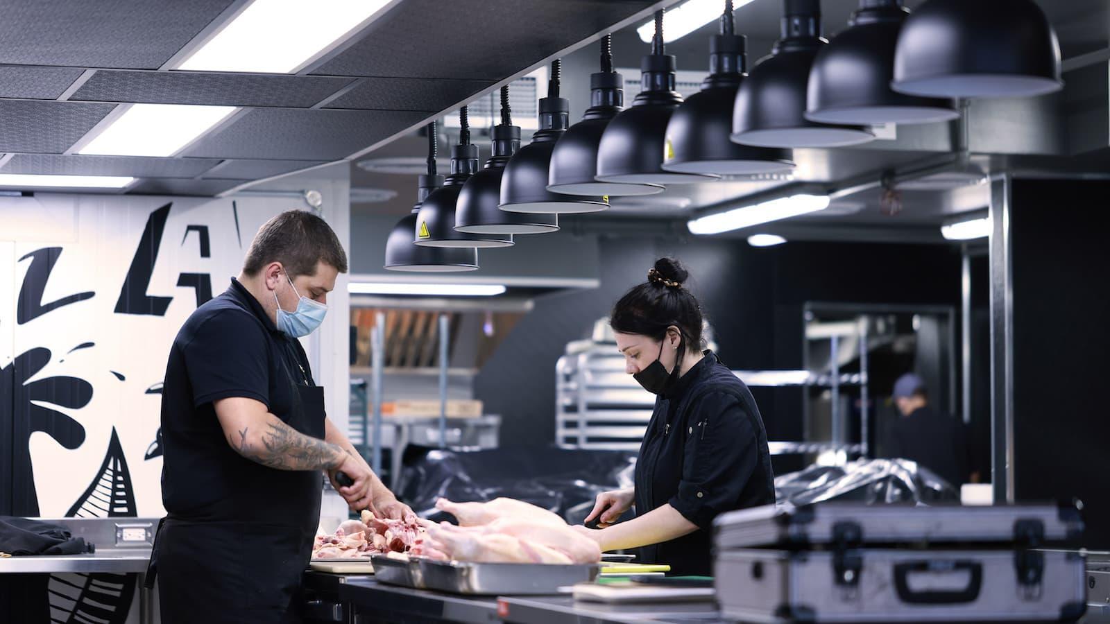Le Clan Stéphane Modat cuisine restaurant