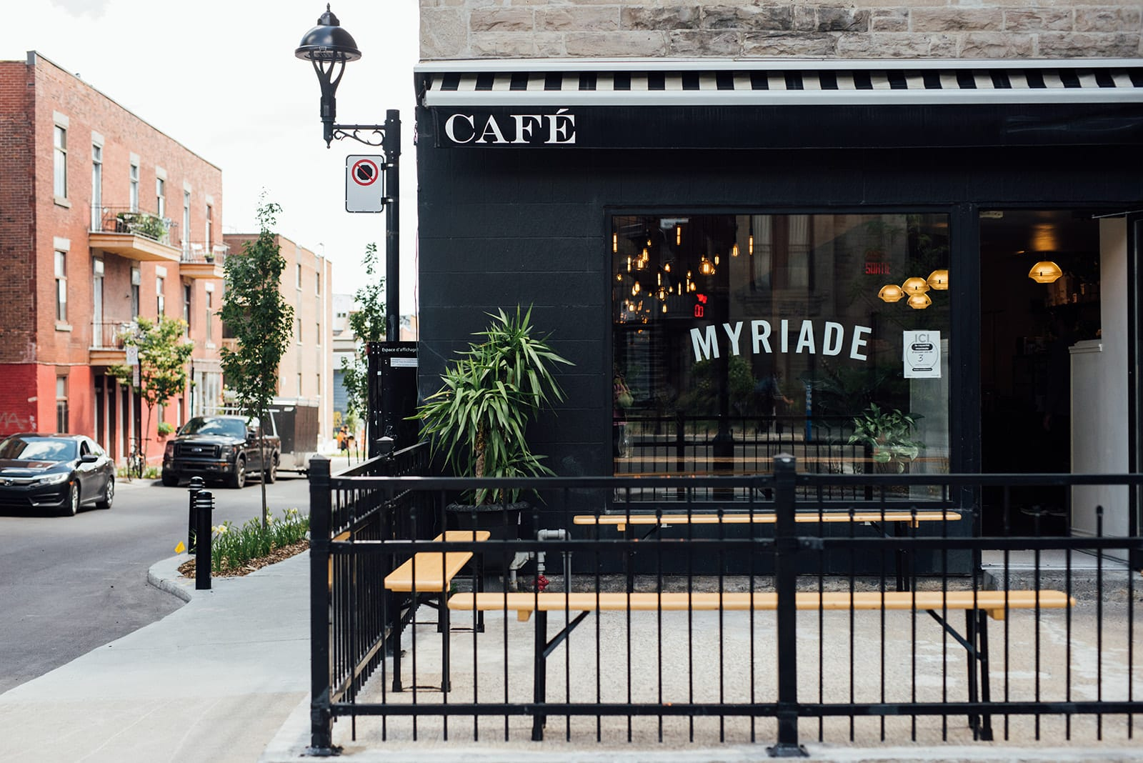 saint-denis cafés où travailler myriade