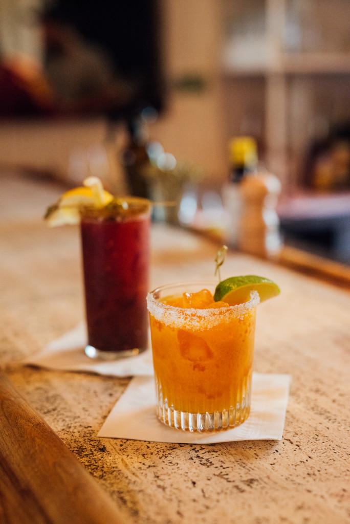 bar à flot cocktails