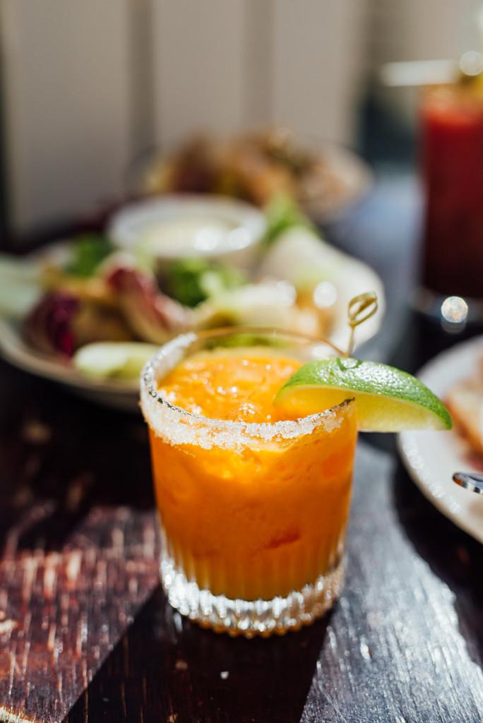bar à flot cocktail